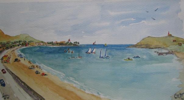 Agay on the Esterel Coast