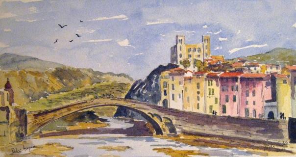 Dolce Acqua, Liguria