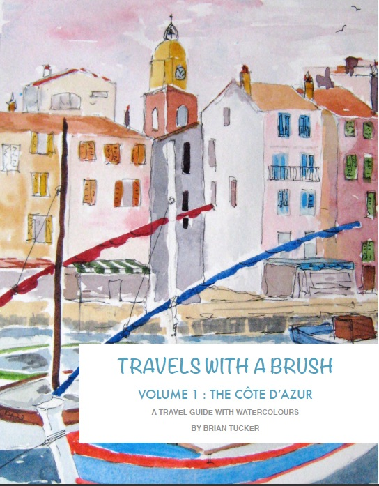 Front cover of The Cote d'Azur