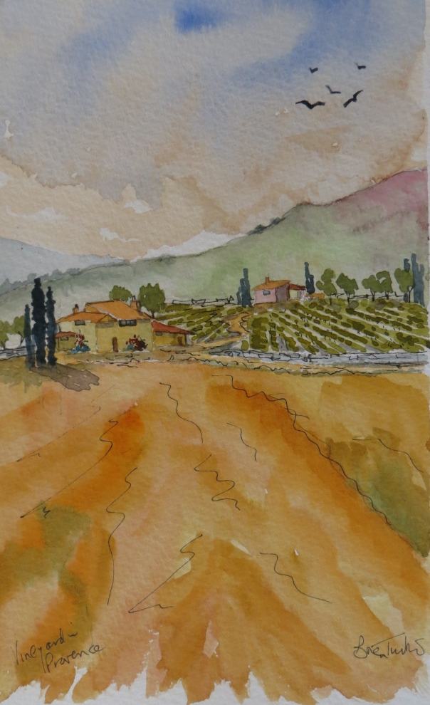 Farm and Vineyard