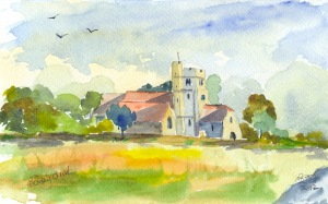 Boxley Church, Kent