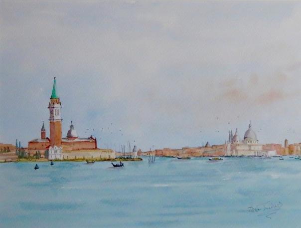 Ciesa d San Girgio Maggiore Venice